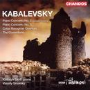 Kabalevsky: Piano Concertos Nos. 2 & 3; Colas Breugnon Overture; The Comedians thumbnail